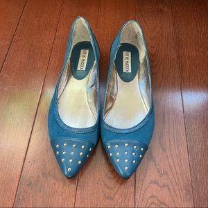 Steve Madden flat shoes flats studded studs 7.5